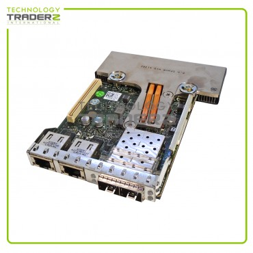 165T0 Dell Broadcom 57800S 4 Port Network Daughter Card for