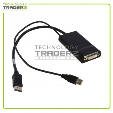 492329-002 HP Displayport To Dual Link Dvi Adapter * Pulled *