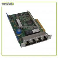 684208-B21 HP Ethernet 1Gb Quad Port 331FLR FIO Adapter 634025-001 629133-001
