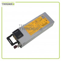 723600-201 HP 800W Platinum Hot Plug Power Supply 720479-B21 754381-001