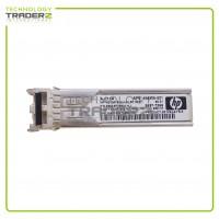 AJ715A HP B-Series 4Gbps Multi-mode Short Wave Fibre Duplex LC Connector SFP Tra