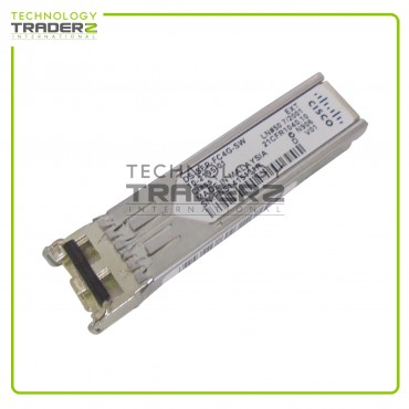 DS-SFP-FC4G-SW Cisco 4G Short Wave Multi-mode Fiber FC Duplex LC Connector Trans